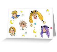 Nohr Family Pattern Greeting Card