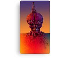 What The Frack Canvas Print