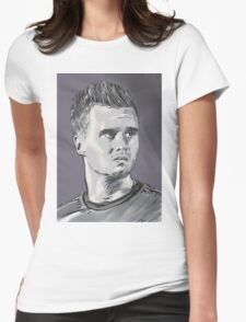 Carl Jenkinson Womens Fitted T-Shirt