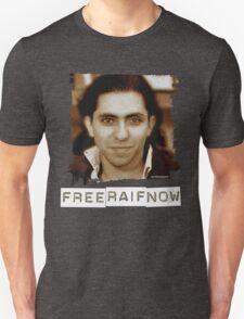 Free Raif Badawi (dark) Unisex T-Shirt