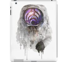 astronout bass head iPad Case/Skin