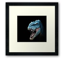 V-rex Framed Print