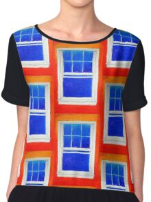 Dream Window Chiffon Top