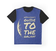 Hitchhiker's Guide to the Galaxy Graphic T-Shirt