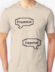 Inuyasha and Kagome T-Shirt