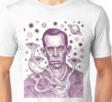 Dorf The Intergalactic Inquisitor from Planet X Unisex T-Shirt