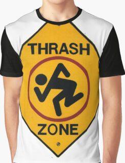 DRI Thrash Zone - T-Shirt Graphic T-Shirt