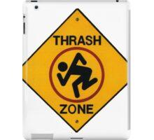 DRI Thrash Zone - T-Shirt iPad Case/Skin