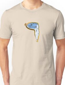 Salvador Dali: The Persistence of Memory Unisex T-Shirt
