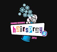PYP - Hairspray JR (blue) Zipped Hoodie