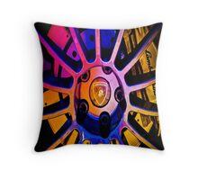Lamborghini Rim  Throw Pillow