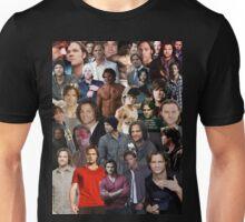 Jared Padalecki Collage  Unisex T-Shirt