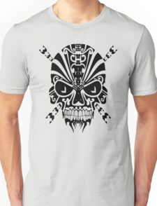 The Devil Inside - Cool Skull Vector Design T-Shirt