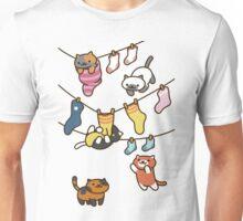 Neko Atsume - gallery  Unisex T-Shirt