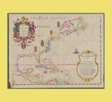 1859 North America Baby Tee
