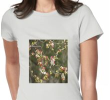 1000 Tiny Flowers, it's Spring! Womens Fitted T-Shirt