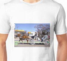 Horse and Buggy (2) Unisex T-Shirt