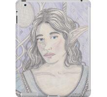 Elf Maiden iPad Case/Skin