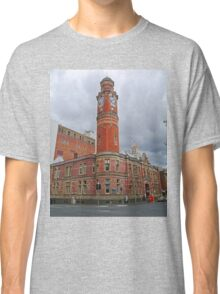 Clock Tower, Launceston, Tasmania, Australia Classic T-Shirt