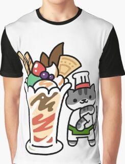 Guy Furry (Neko Atsume) Graphic T-Shirt