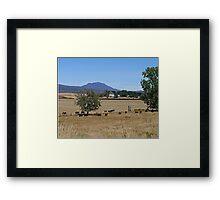 """""""Westfield"""",  Westbury, Tasmania, Australia Framed Print"""