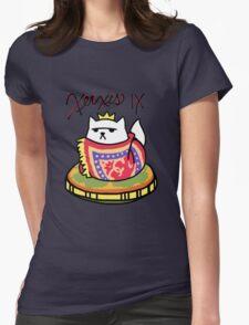Xerxes IX (Neko Atsume) Womens Fitted T-Shirt