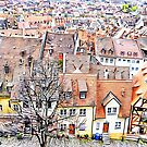 Rooftops of Bavaria by oulgundog