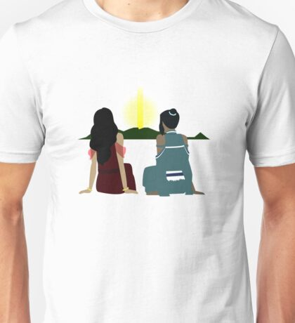 Korrasami - What The Future Holds Unisex T-Shirt