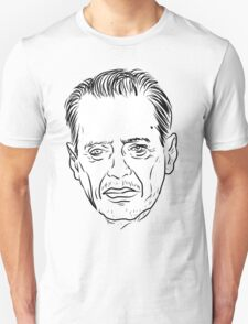 Buscemi Line Drawing Unisex T-Shirt