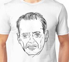 Buscemi Line Drawing Unisex T-Shirt