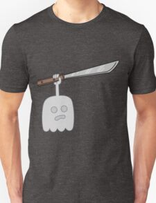 Ghost with a machete T-Shirt