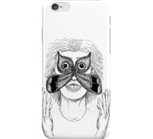 Butterface iPhone Case/Skin