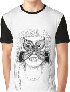Butterface Graphic T-Shirt