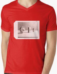 Vintage Kodak Mens V-Neck T-Shirt