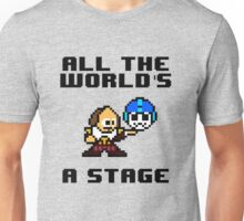 Shakespeare Man Unisex T-Shirt
