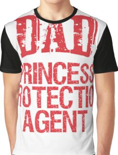 Dad princess Graphic T-Shirt