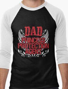 Dad princess Men's Baseball ¾ T-Shirt