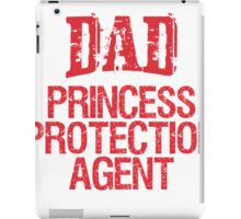 Dad princess iPad Case/Skin