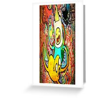 adventure time 77 Greeting Card