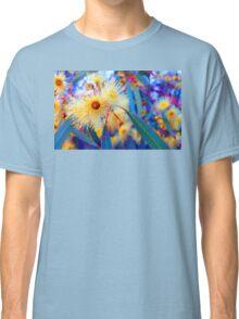 Vibrant Gum Blossoms Classic T-Shirt