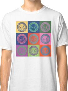New York City Transit Authority retro design Classic T-Shirt