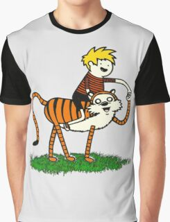 calvin and hobbes66 Graphic T-Shirt