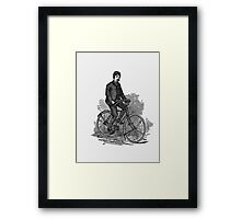 This is how I roll.. Framed Print