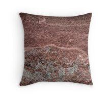 Sandstone Texture Throw Pillow