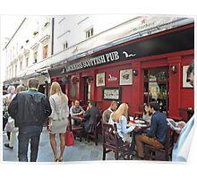 Lochness Pub, Bratislava,  Slovakia Poster