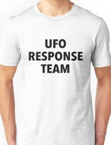 UFO RESPONSE TEAM Unisex T-Shirt