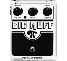 Big Muff T-Shirt iPad Case/Skin