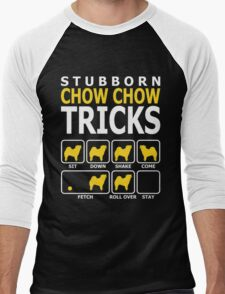 Stubborn Men's Baseball ¾ T-Shirt
