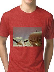 Away We Go Tri-blend T-Shirt