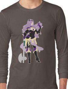 Camilla Blocky Long Sleeve T-Shirt